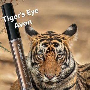 "Avon Liquid Eyeshadow Shade ""Tiger's Eye"""